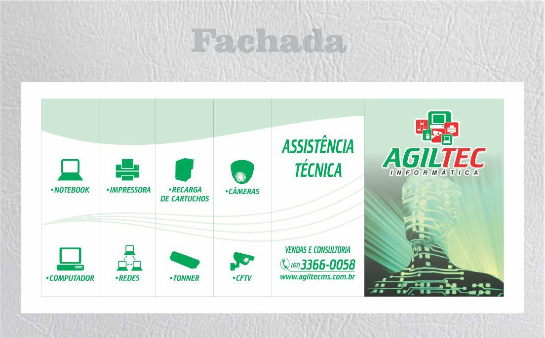 FACHADA AGIL