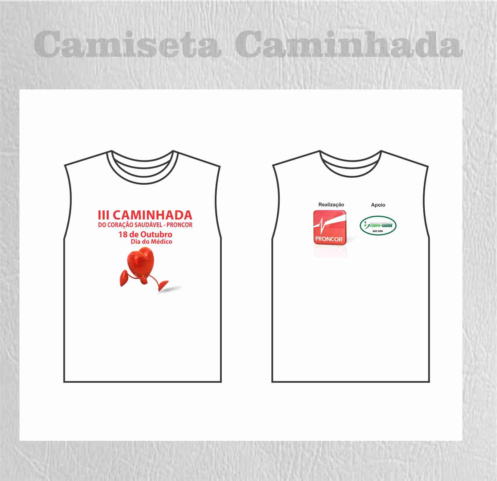 CAMISETA PRONCOR
