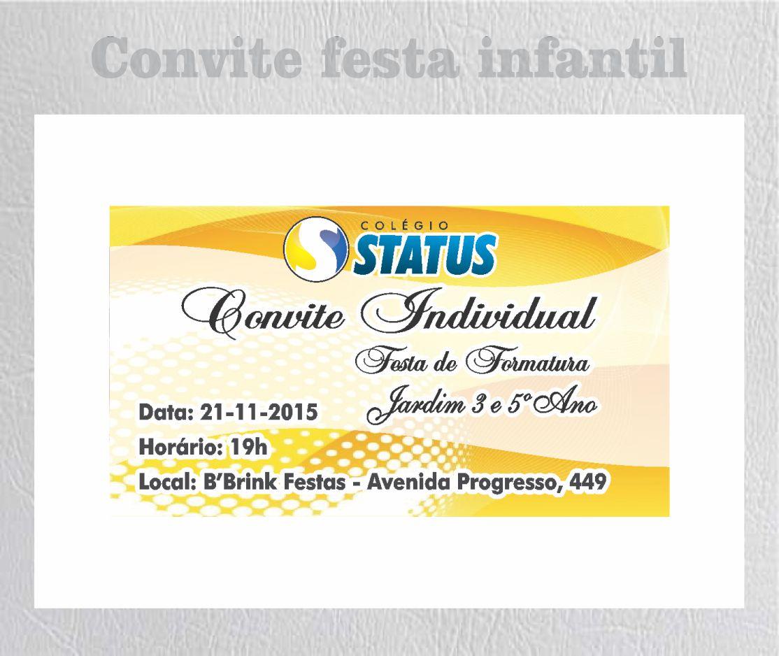 status festa inf