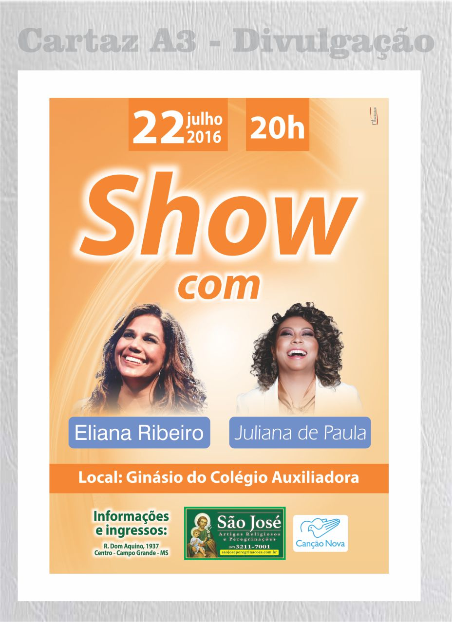 Sao Jose cartaz