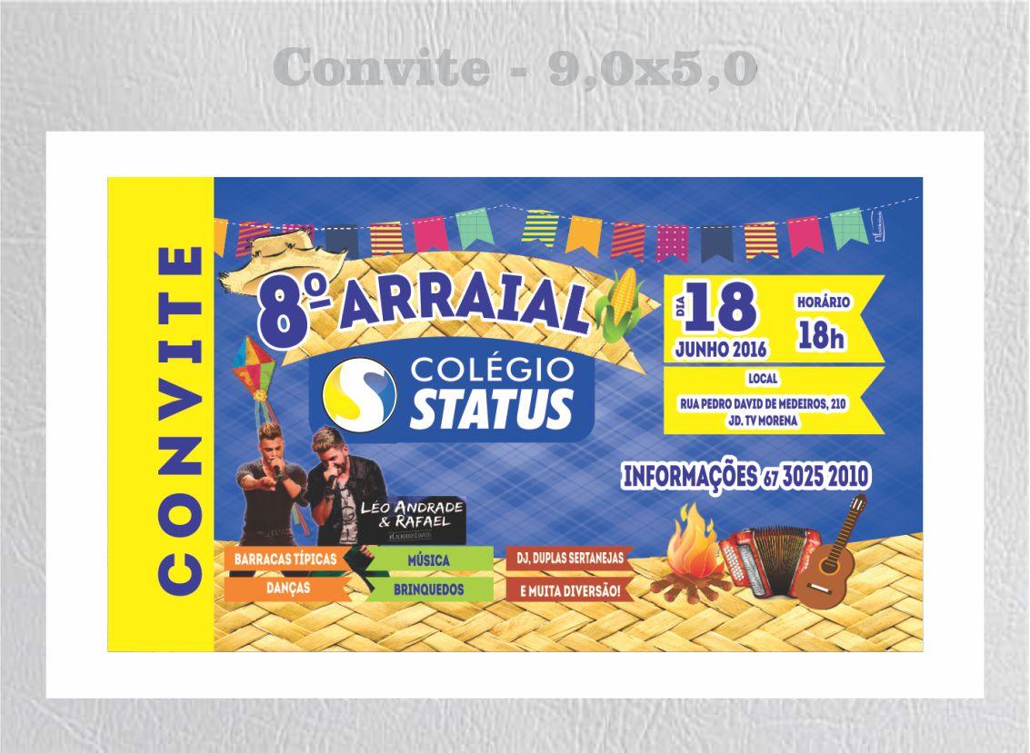 Status convite